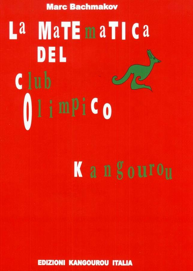 La matematica del Club Olimpico Kangourou